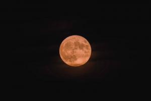 Slapen bij volle maan