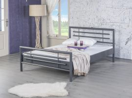 Dico metalen bed Lola Antraciet