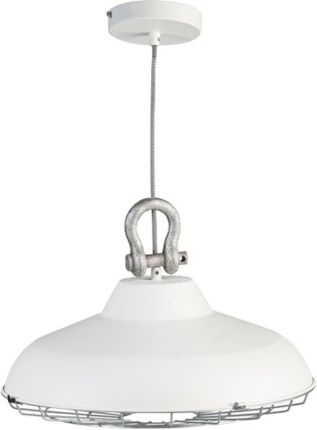 ETH Industry hanglamp Wit