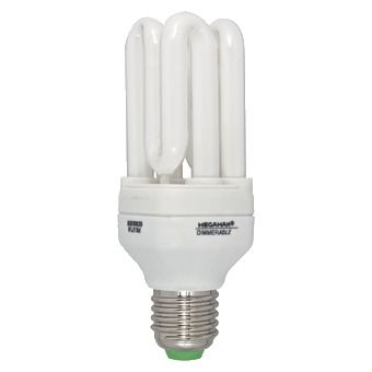 DimmerAble spaarlamp E27 Megaman, warmwit